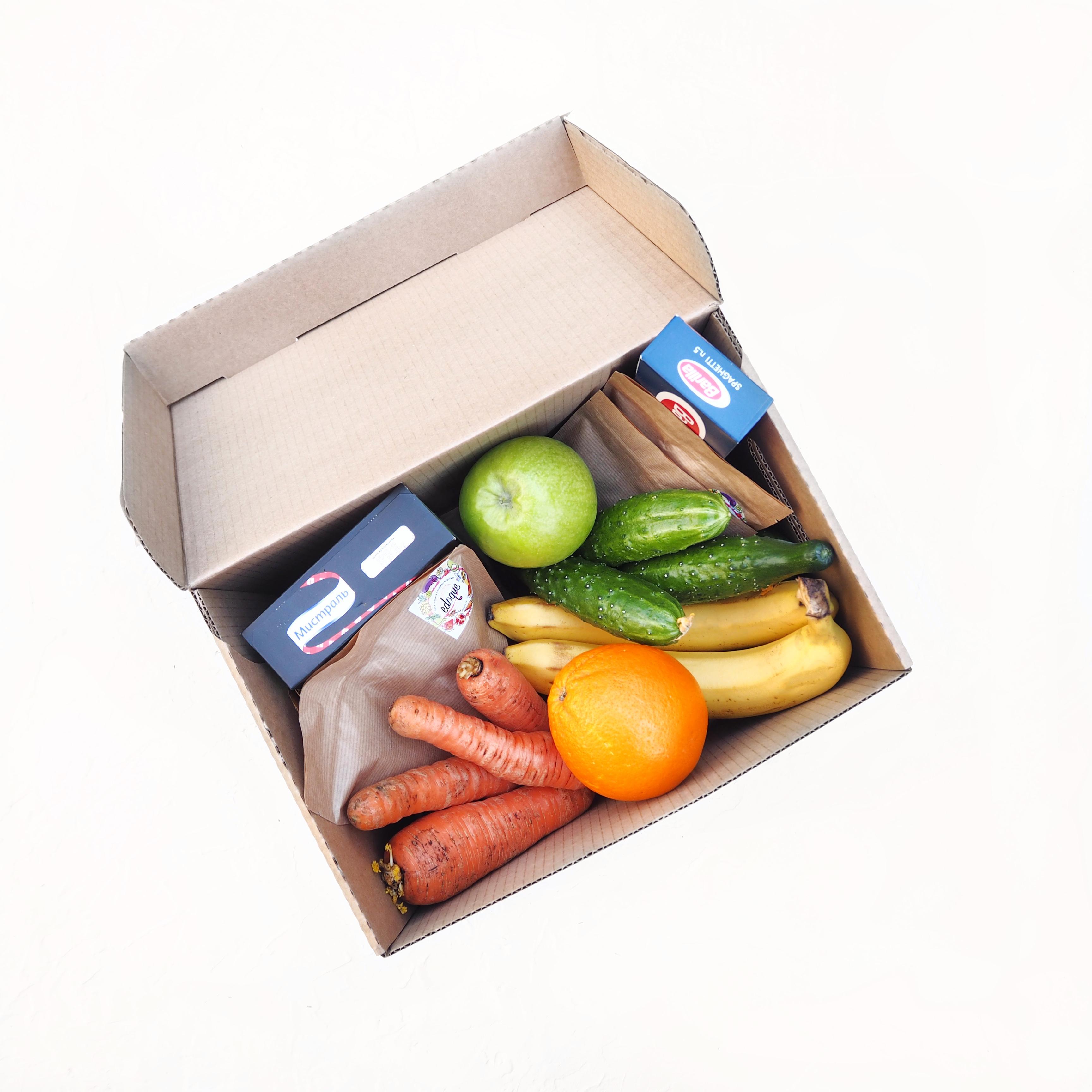 Детская коробка для детей 3-7 лет