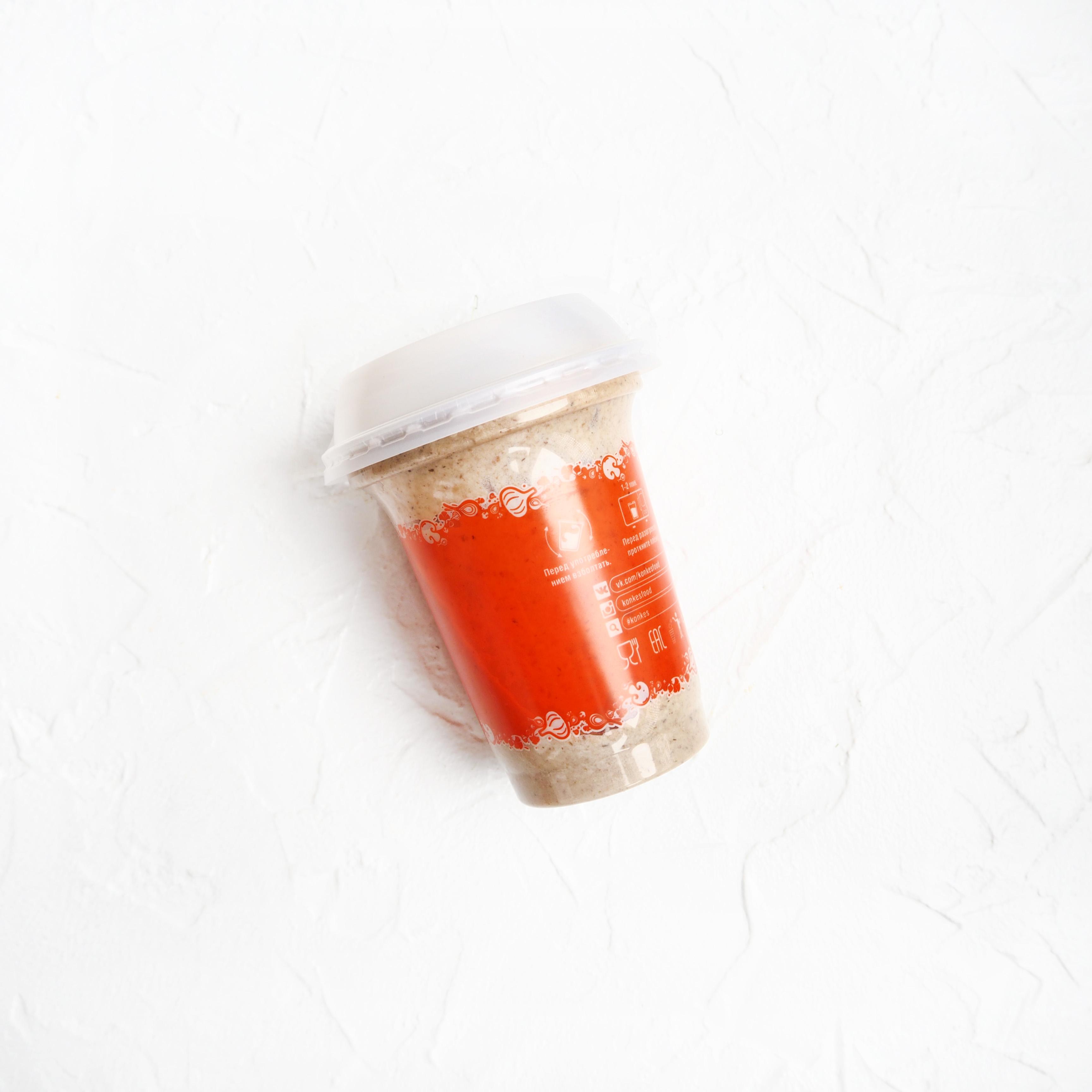 Грибной суп-пюре (1 шт., 300 г)