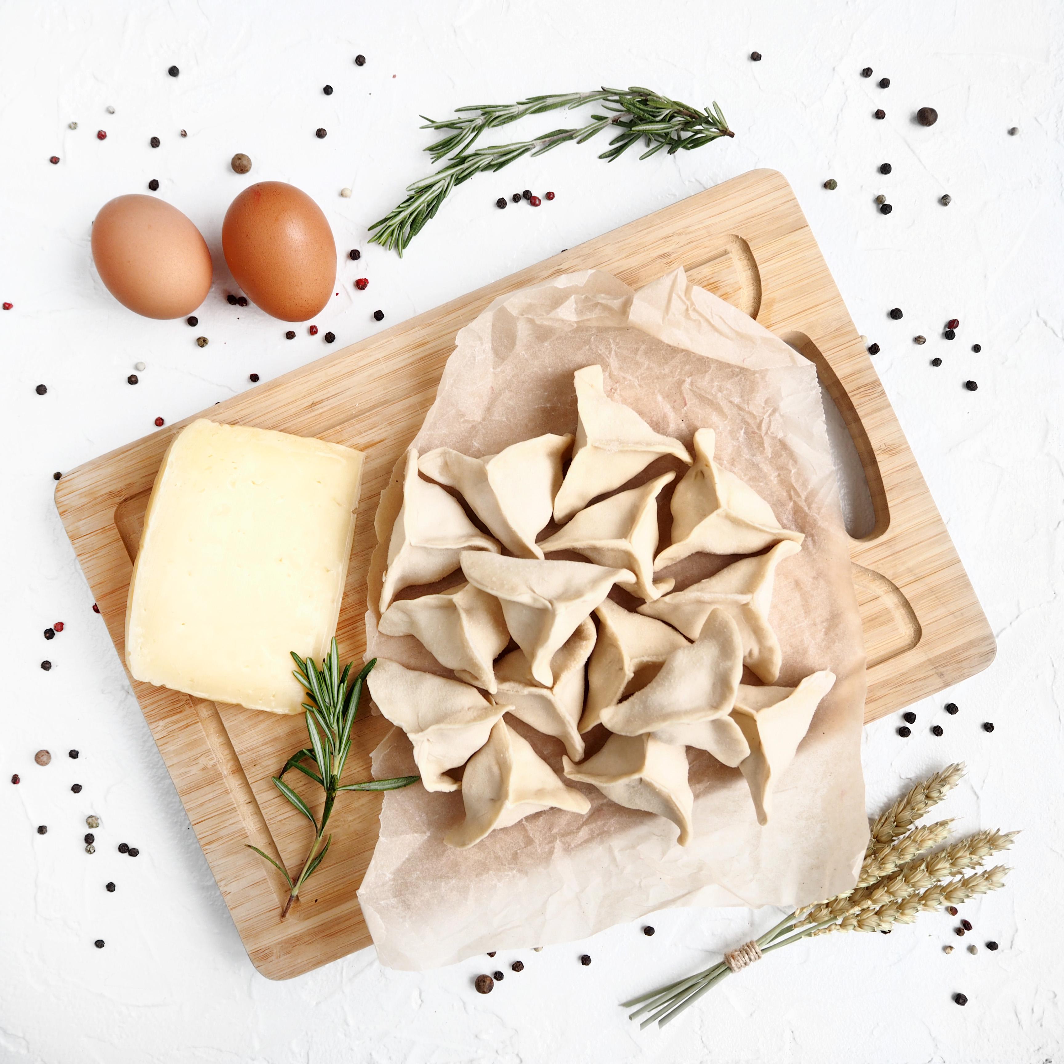 Вареники 4 сыра (400 г)