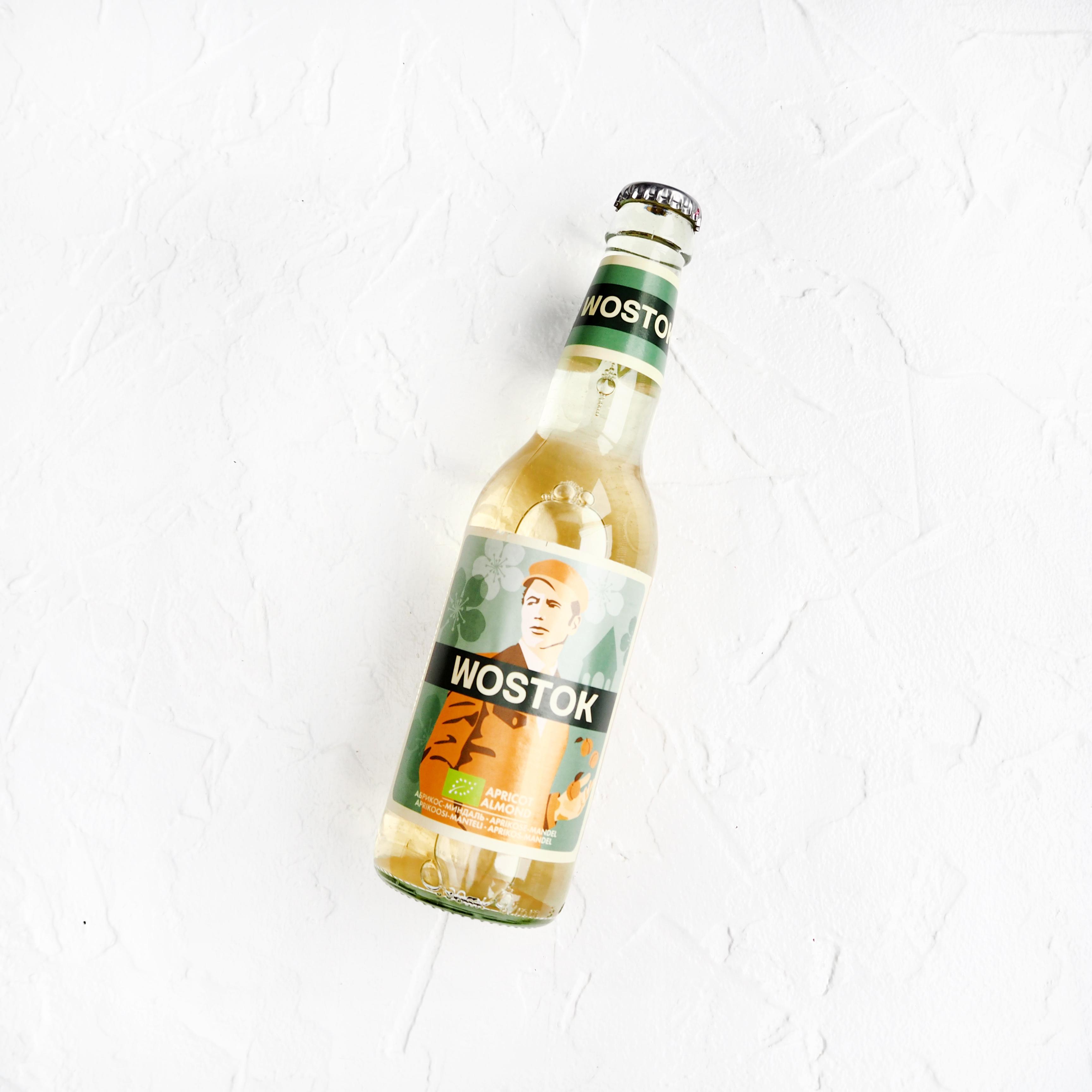Напиток абрикос-миндаль (0,33 л)