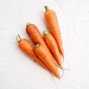 Морковь, новый урожай (1 кг)