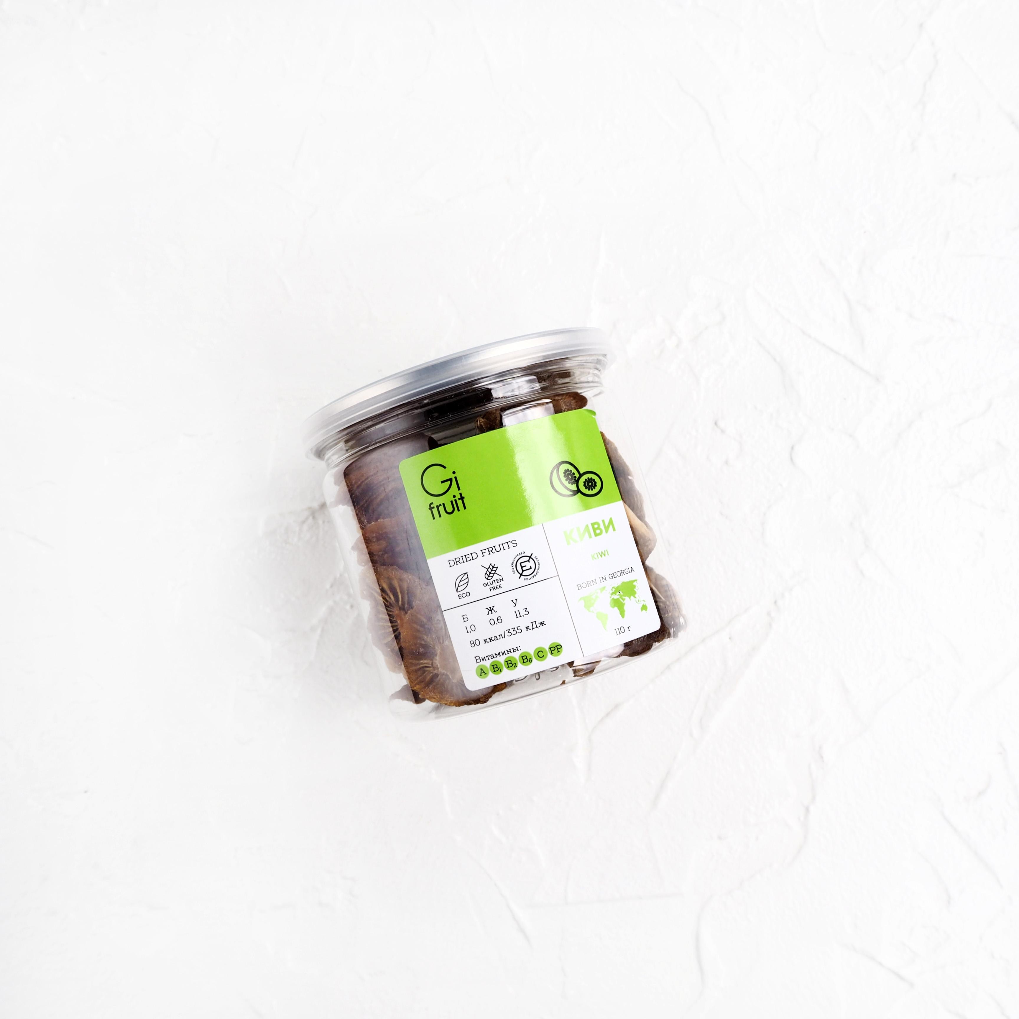 Сушёные киви (1 шт., 110 г)