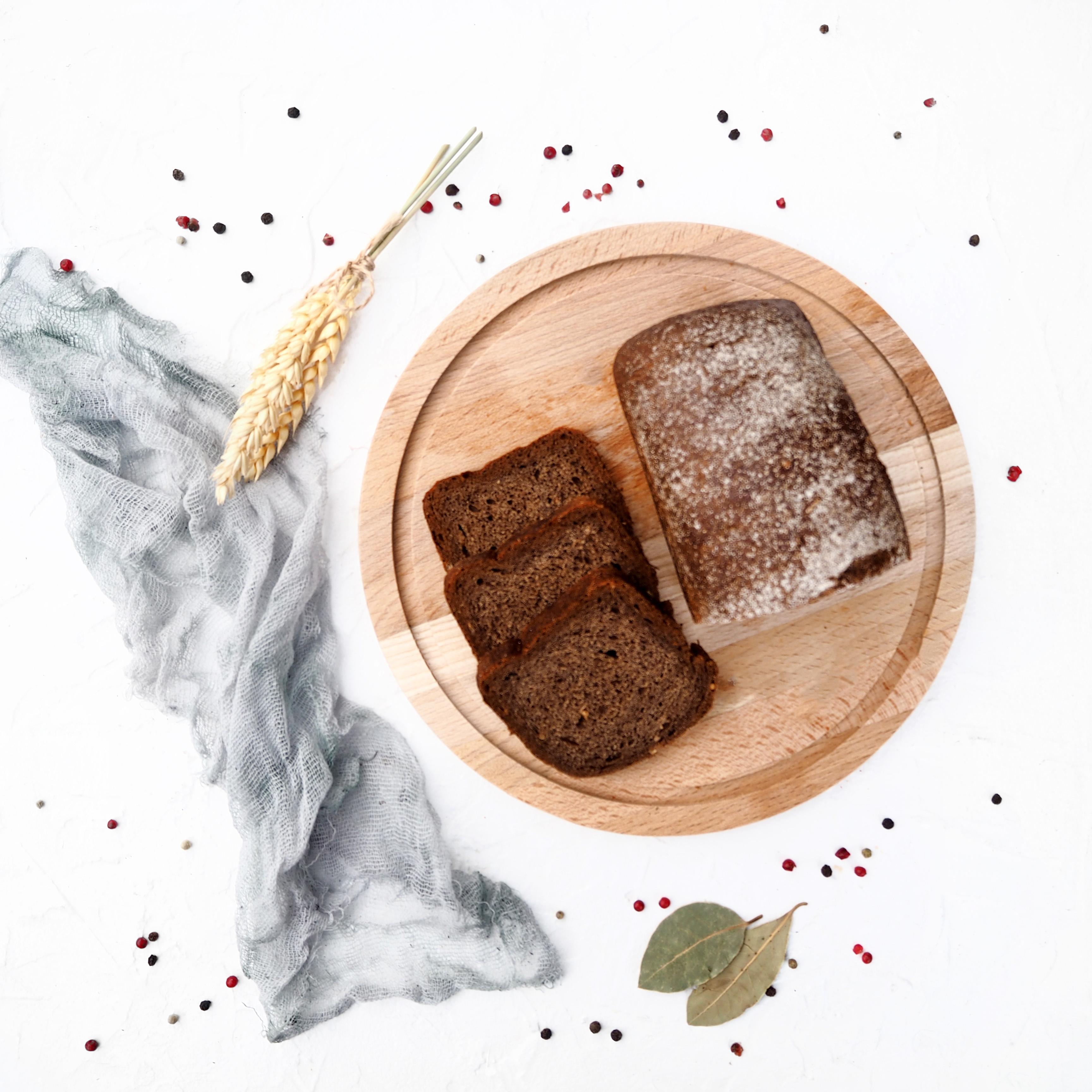 Замороженный солодовый хлеб (1 шт., 320 г)
