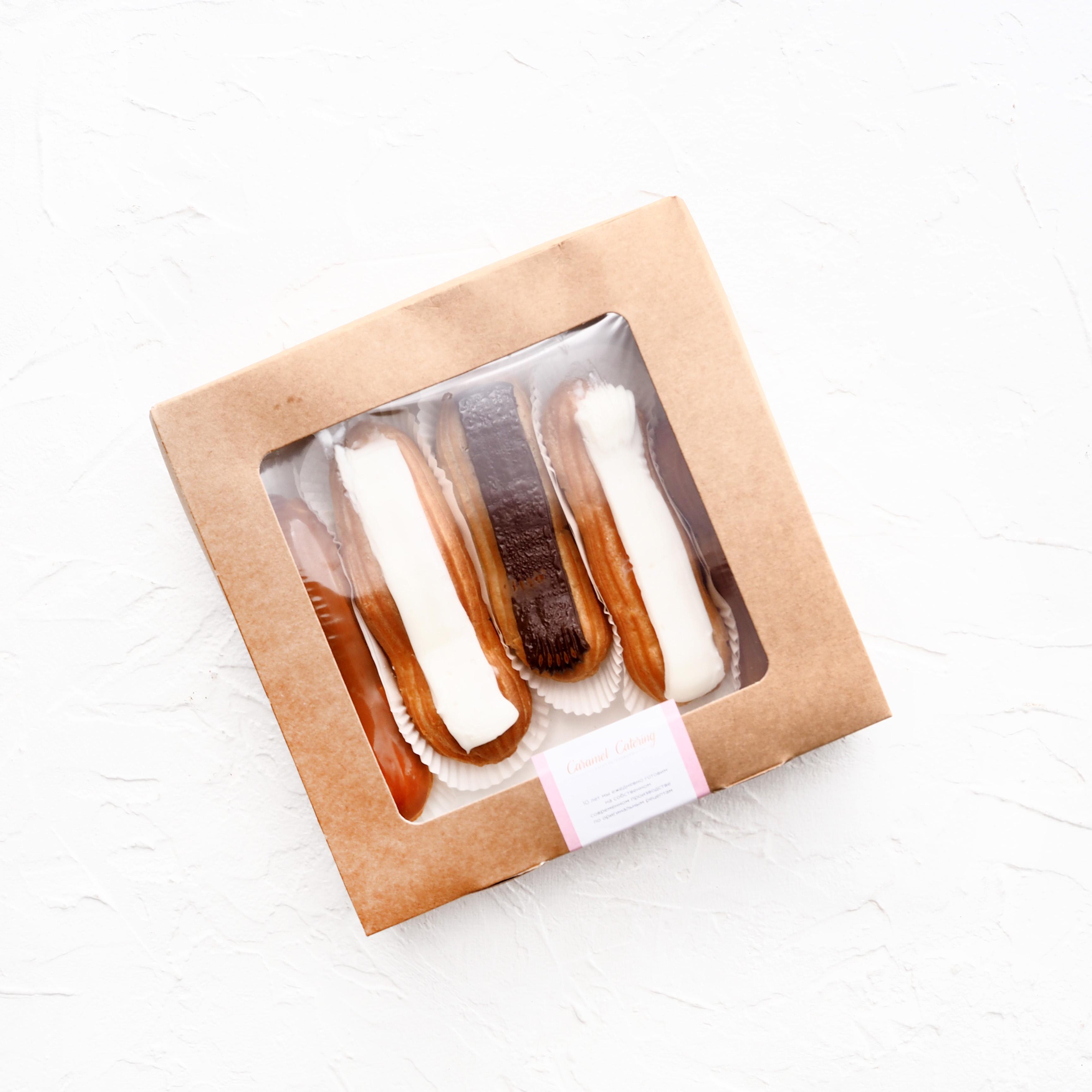 Набор замороженных эклеров (5 шт., 300 г)