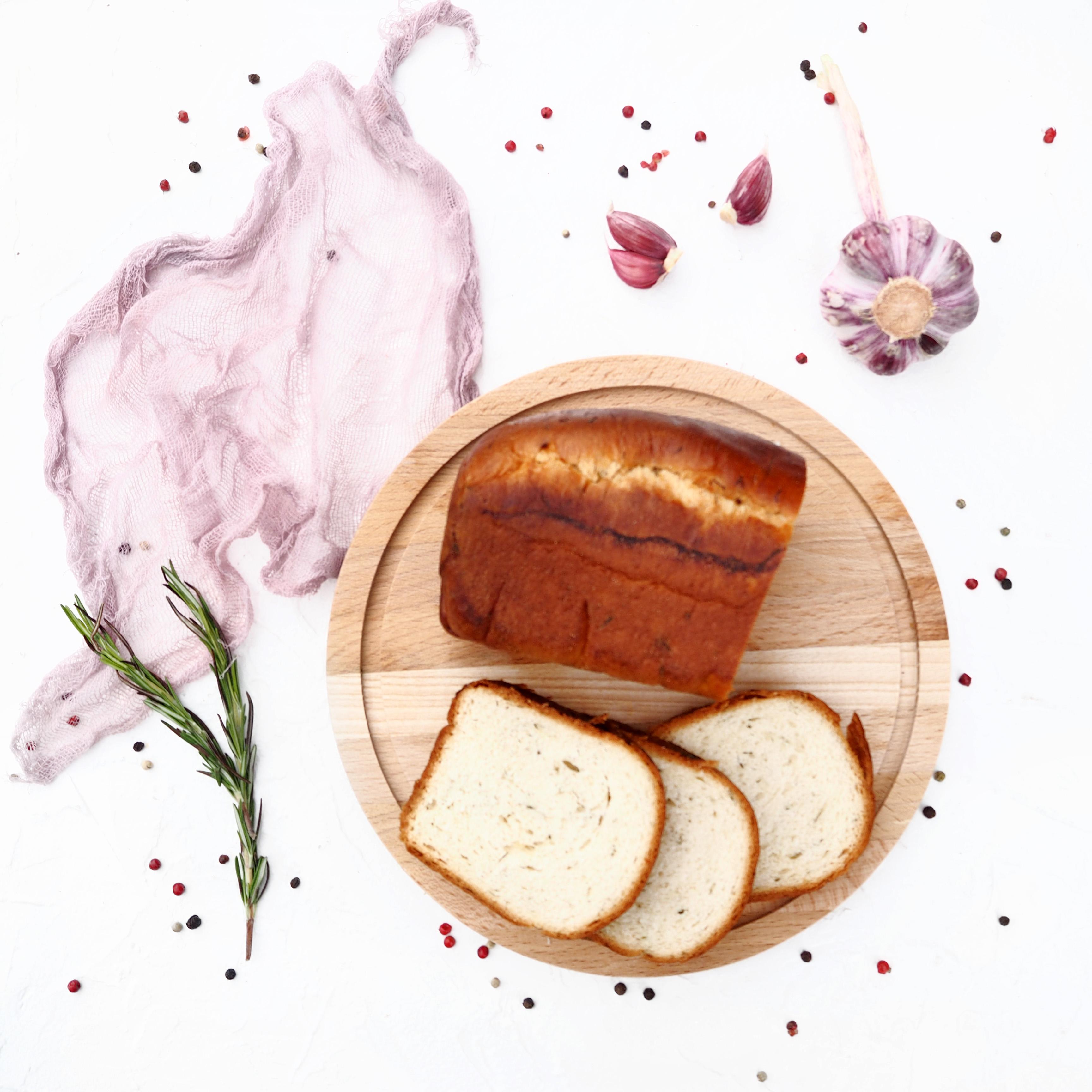 Замороженный чесночный хлеб (1 шт., 315 г)