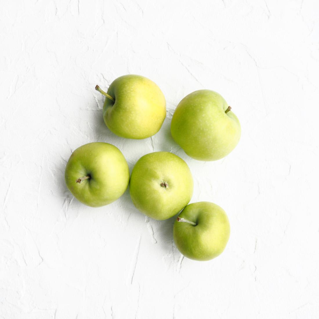 Яблоки Белый Налив (500 г)