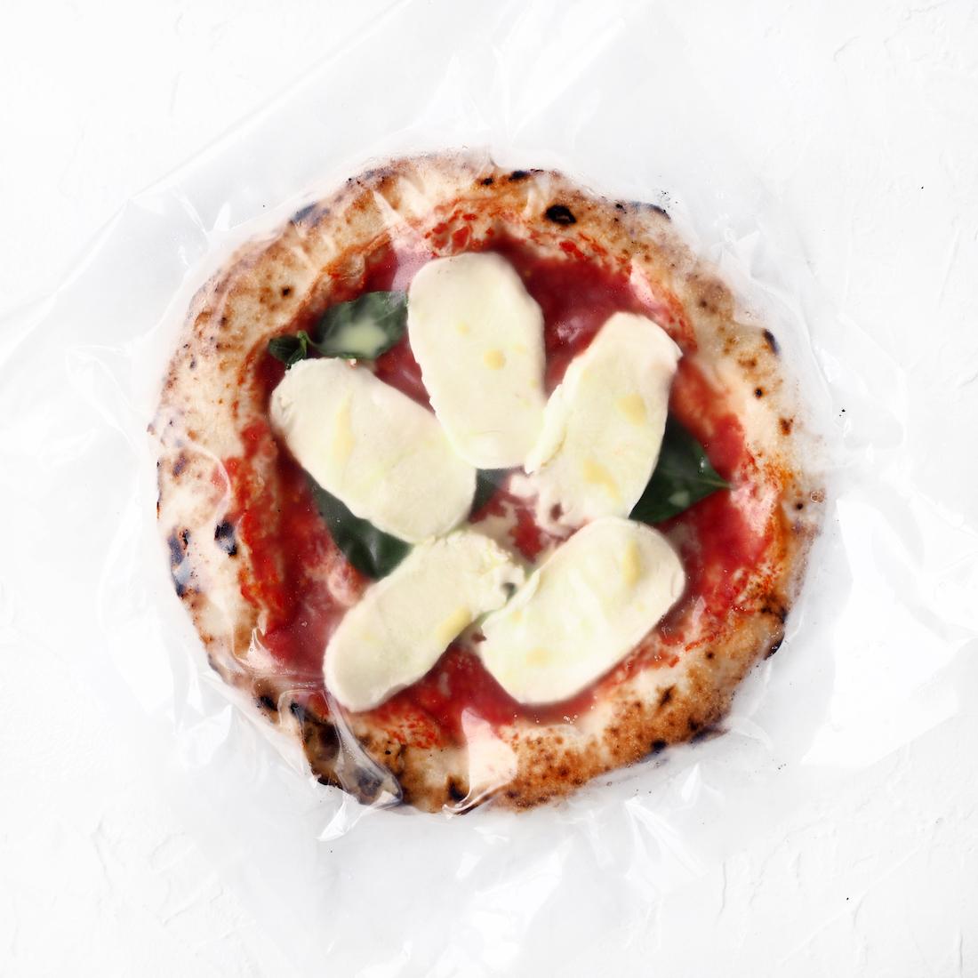 Замороженная неаполитанская пицца Маргарита (1 шт., 330 г)