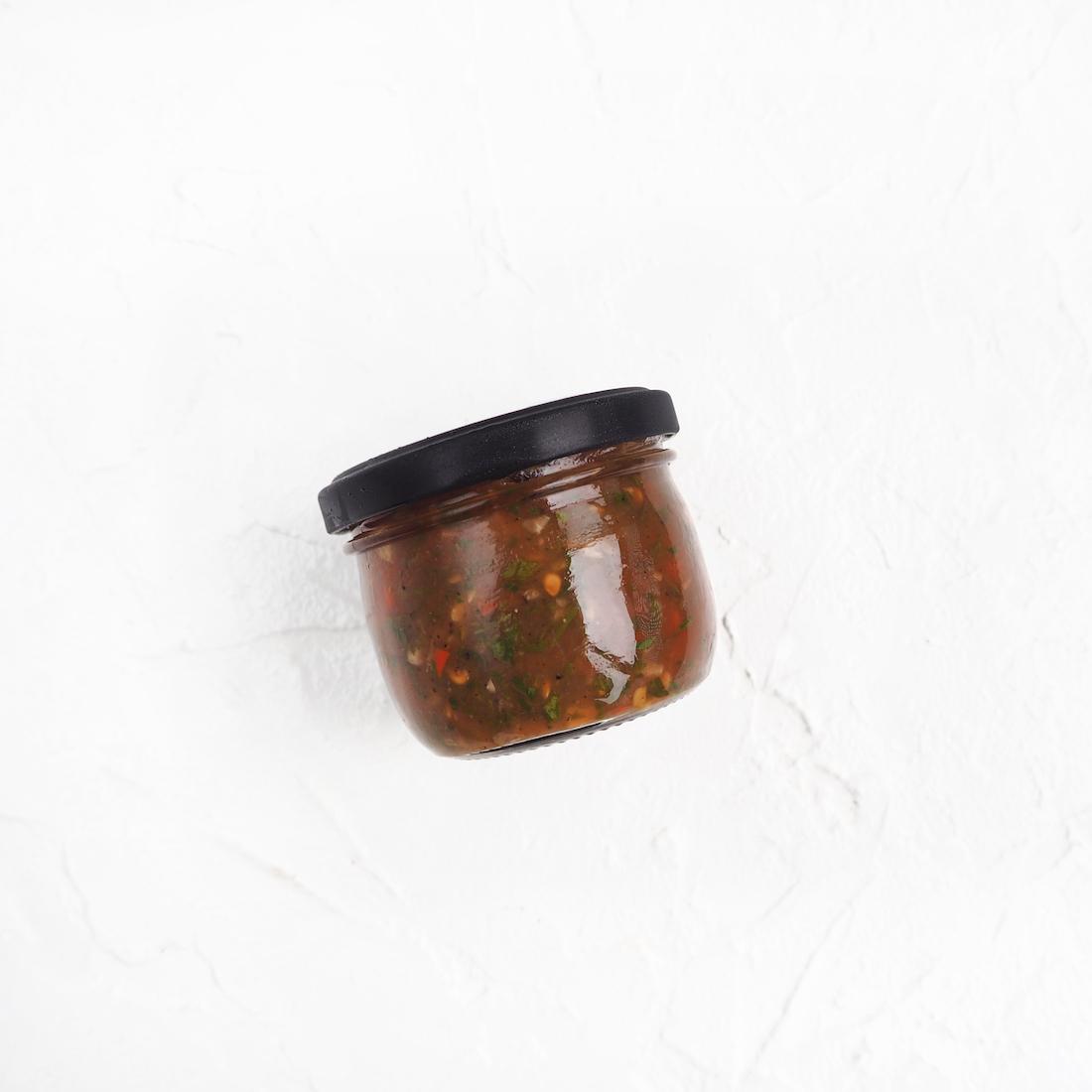 Острый томатный соус (100 г)