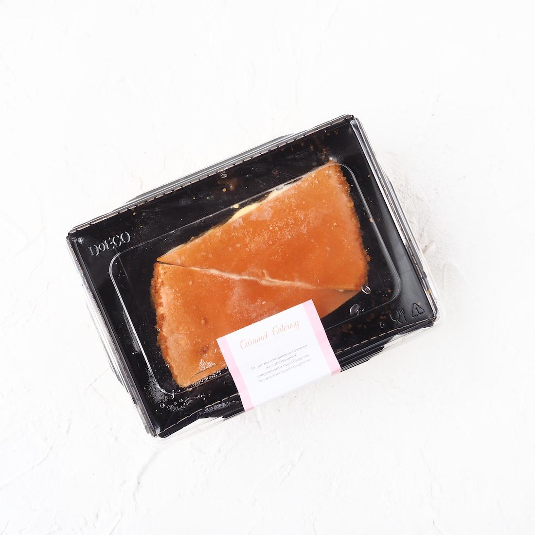 Замороженный морковный торт (2 шт., 220 г)