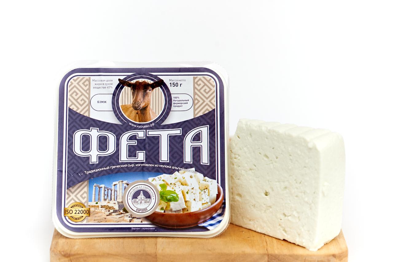 Сыр Фета (1 шт., 150 г)