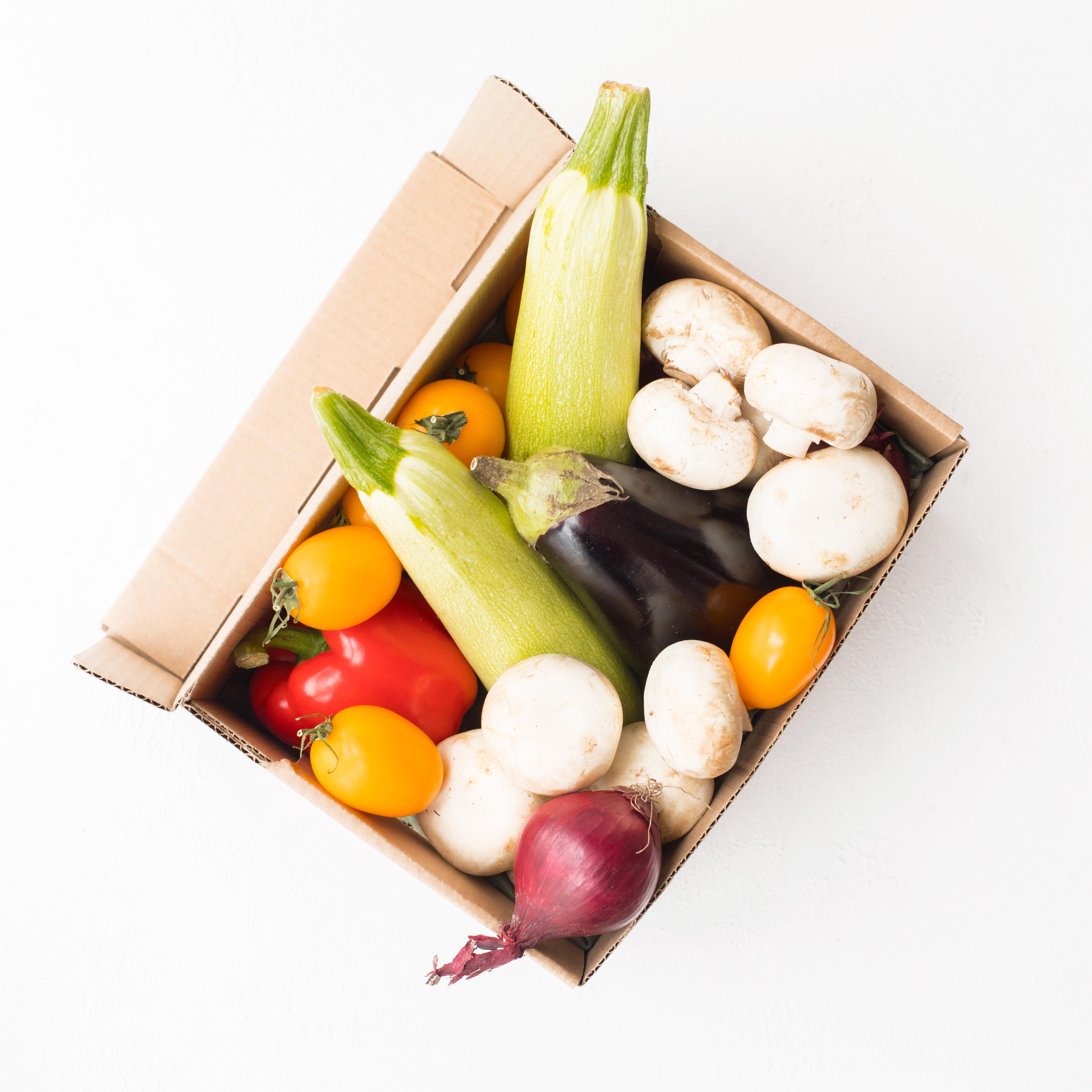 Овощи для гриля